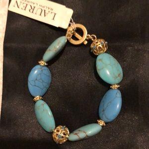 Ralph Lauren Turquoise Bracelet NWT